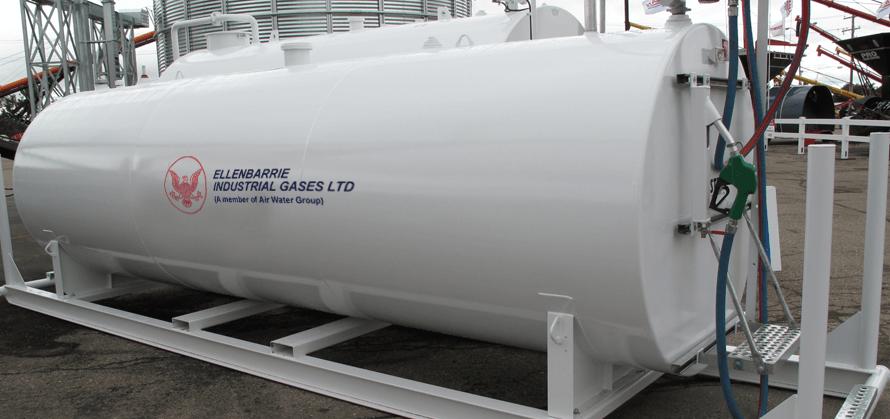 On-site Storage – Ellenbarrie industrial Gases